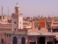 Marrakech rooftops