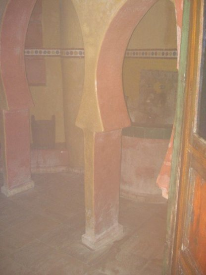 The Hammam, or exhilarating torture chamber