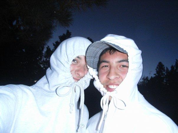 Do you like my Eskimo impression?