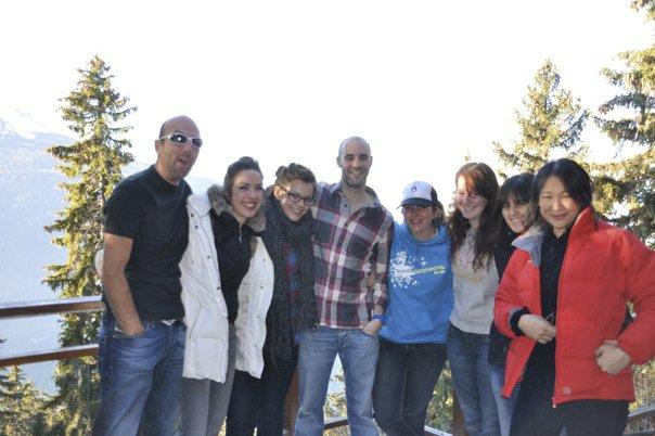 The Snow Crazy Crew