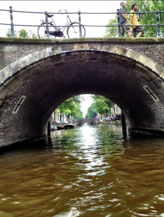 Amsterdam by water