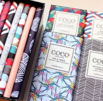 Coco Chocolatier Bars