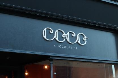 Coco Chocolatier - Edinburgh