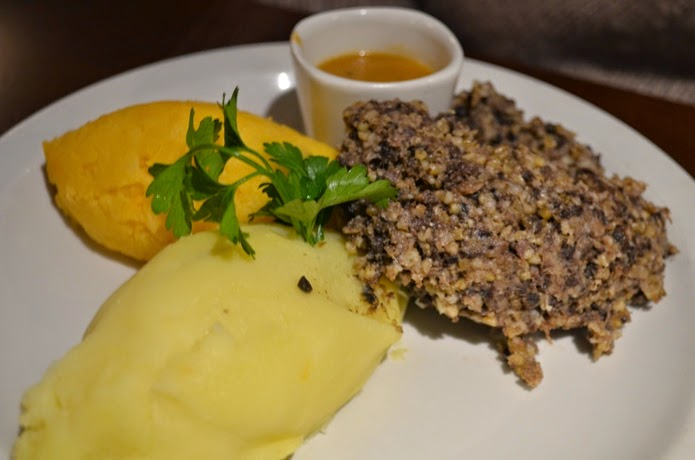 Deacon Brodie's Tavern - Fine Haggis of Scotland