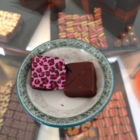 Passionfruit couture chocolate