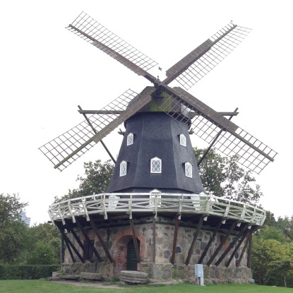 The Malmo windmill