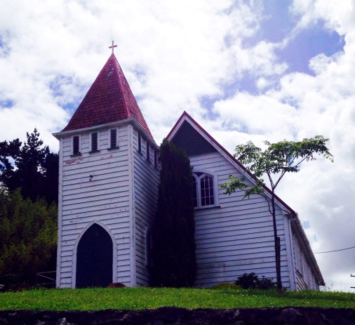 Kaiwaka Revival Church