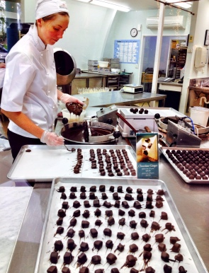 #cheflife at Mekana Chocolates, New Zealand