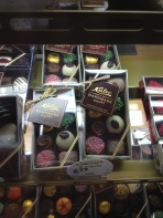 A small box of marzipan chocolates can be picked up for a reasonable price in Tallinn