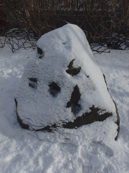 A stubourn Elf Rock