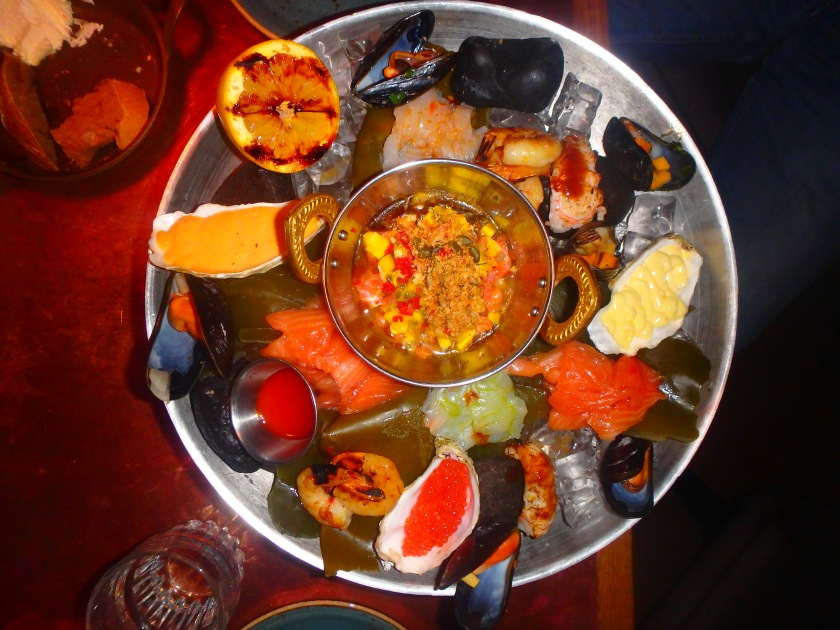 Possibly the best seafood platter you will ever have...