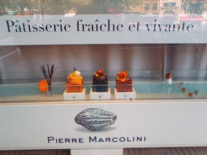 Pierre Marcolini shop - Brussels, Belgium