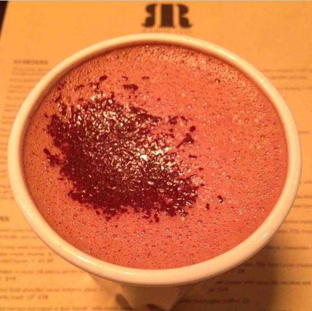 Rummy Yummy Hot Chocolate