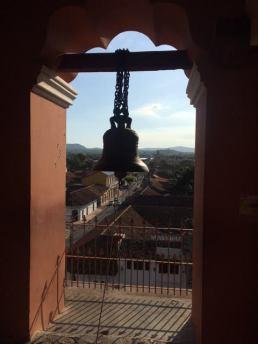 Bell tower bell