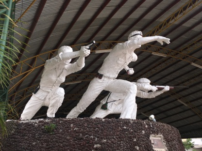 Members of the Sandinista Revolution (1970s)