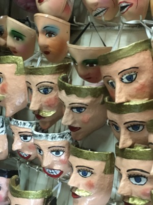 Spanish Masks
