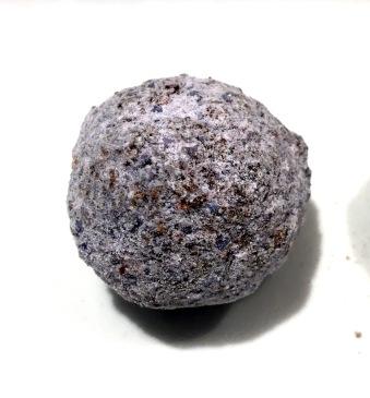 Raspberry Violet truffle