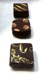 A Vizo Virtu chocolate selection