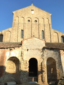 Torchello's old Byzantine church