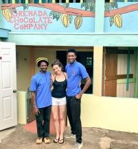 Edmund, Budz and I