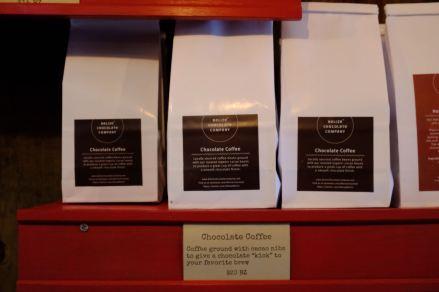Cacao coffee
